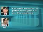 Políticos são citados em gravações de empresário suspeito de cartel