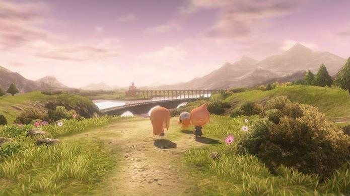 World of Final Fantasy é um dos melhores RPGs da geração (Foto: Reprodução / Thomas Schulze)
