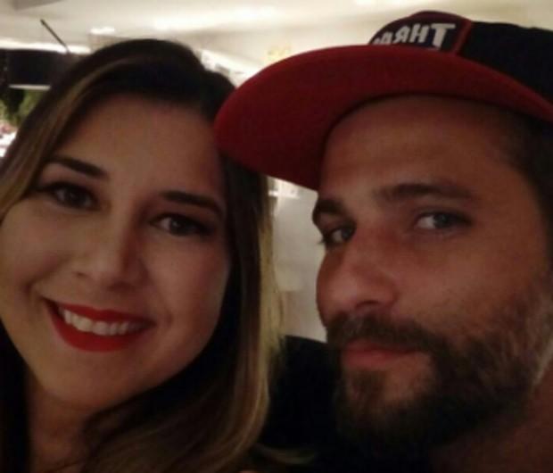 Tathy Abreu e Bruno Gagliasso (Foto: Reprodução/Instagram)