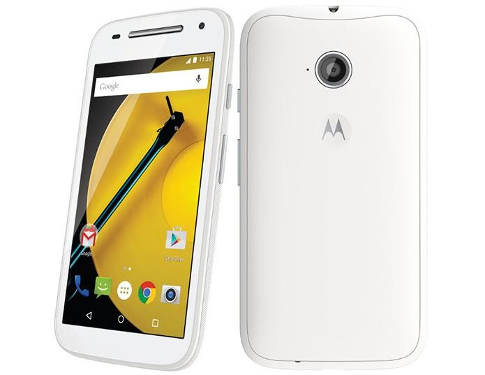 Moto E tem Android 5.1 Lollipop disponível e pode receber nova atualização (Foto: Divulgação/Motorola)