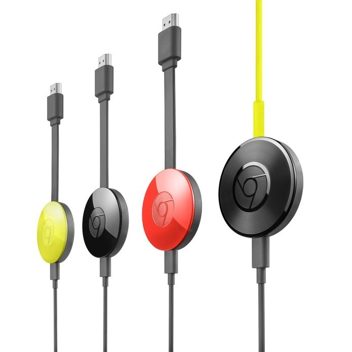 Novidades melhoram as funções do Chromecast para ouvir música, mas ficam restritas à segunda geração do dongle (Foto: Divulgação/Google)