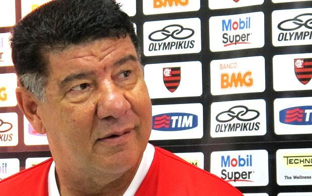 espetada no Rival (Thales Soares / Globoesporte.com)