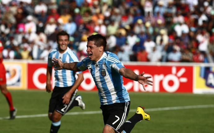 Juan Iturbe, da seleção argentina sub-20 (Foto: EFE)