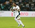 Com gol de Richarlyson, time de Zico  bate o de Forlán e vence a 1ª na Índia