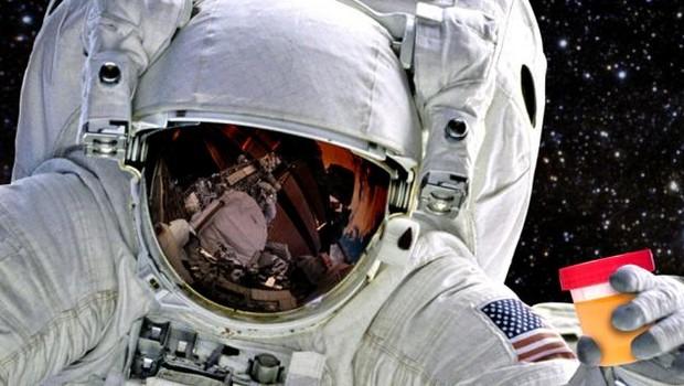 Astronautas poderão um dia se beneficiar da reciclagem de resíduos em viagens mais longas (Foto: American Chemical Society)
