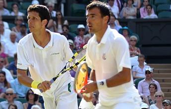 Melo e Dodig vencem batalha de 5 sets e estão nas oitavas de Wimbledon