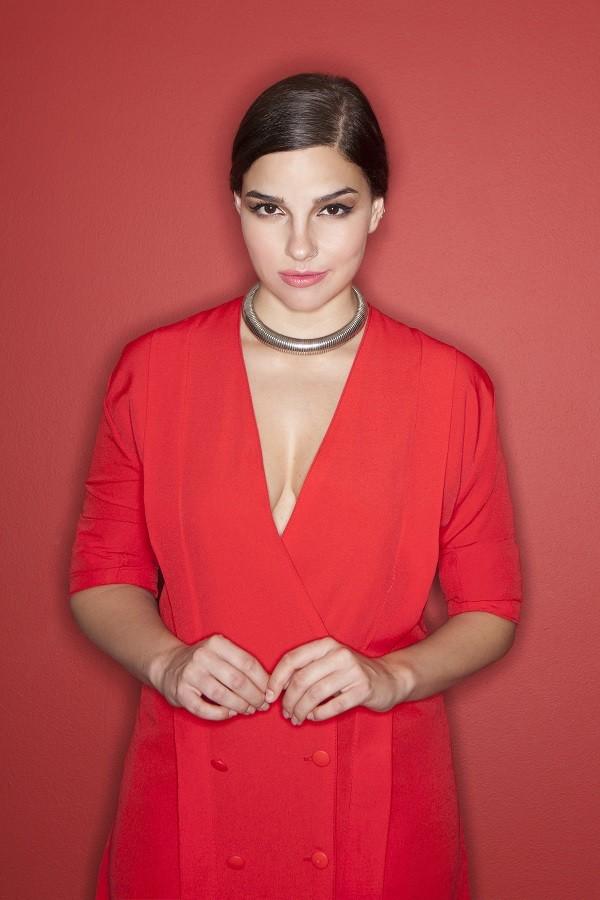 Gabriela Medvedovski fala sobre fama, bullying e engordar para viver Keyla em Malhação (Foto: Faya/ Divulgação )