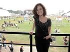 Alice Braga vai ao festival Lollapalooza: 'Sou louca por shows'