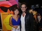 Chega ao fim o namoro de Giullia Buscacio e Leandro Pagliaro