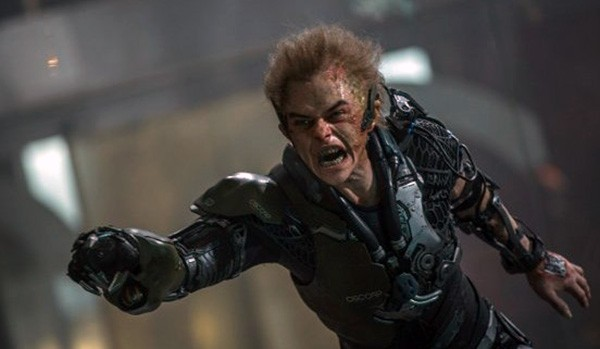Dane DeHaan em 'O Espetacular Homem-Aranha 2: A Ameaça de Electro' (2014) (Foto: Divulgação)