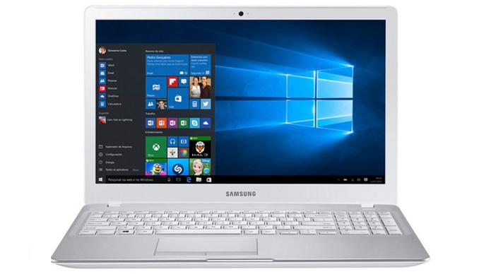 Modelos Expert X da Samsung contam com teclado número embutido (Foto: Divulgação/Samsung)