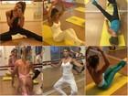 'Se tivesse anorexia, não teria força para malhar', diz Carol Magalhães