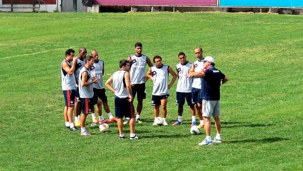 abel braga fluminense treino (Foto: Rafael Cavalieri / Globoesporte.com)