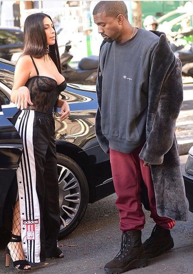Kim Kardashian (Foto: Reprodu��o)