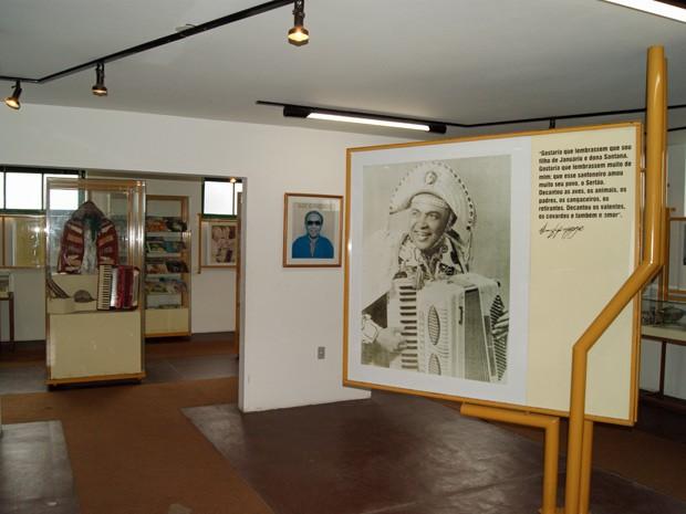 Museu do Forró Luiz Gonzaga, em Caruaru, Pernambuco (Foto: Divulgação)