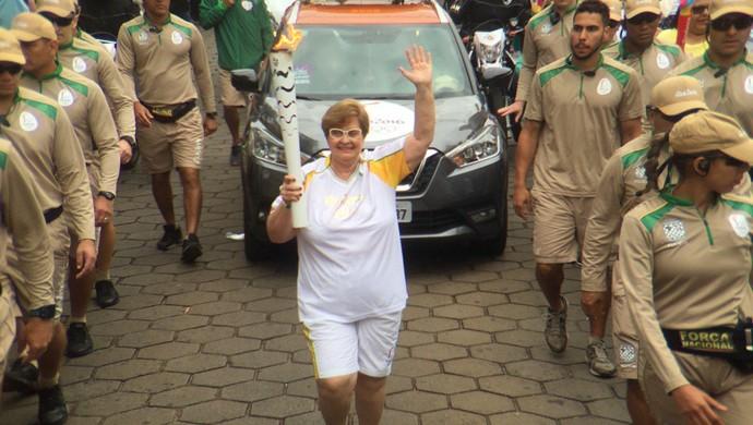 Tour da Tocha Paraguaçu Paulista (Foto: Pedro Veríssimo)