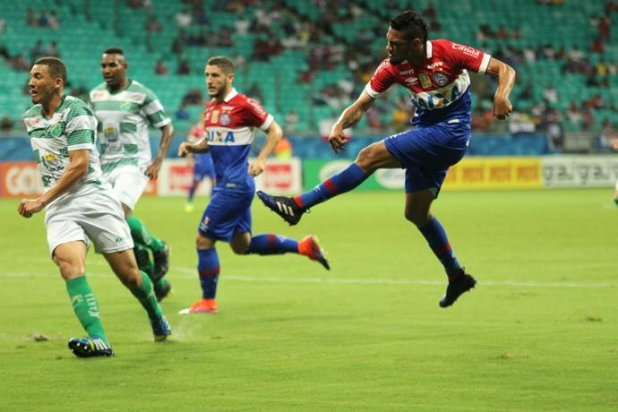 Bahia x Altos Copa do Nordeste (Foto: Agência Estado)