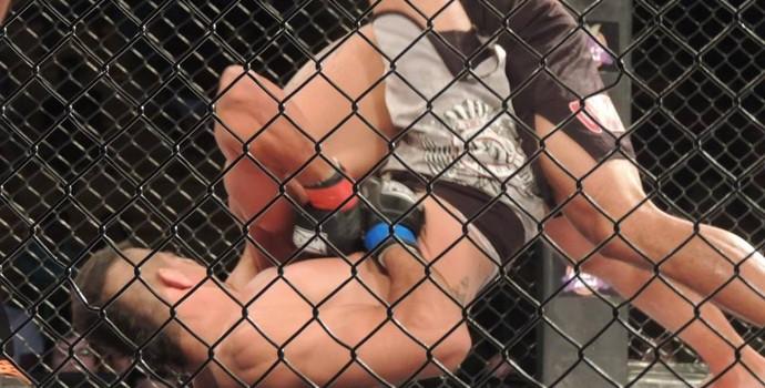 Sergipano venceu The Animal na útlima e mais esperada luta da noite. (Foto: Fredson Souza)