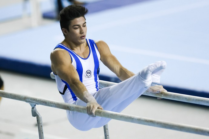 Arthur Nory no Brasileiro (Foto: Ricardo Bufolin/CBG)
