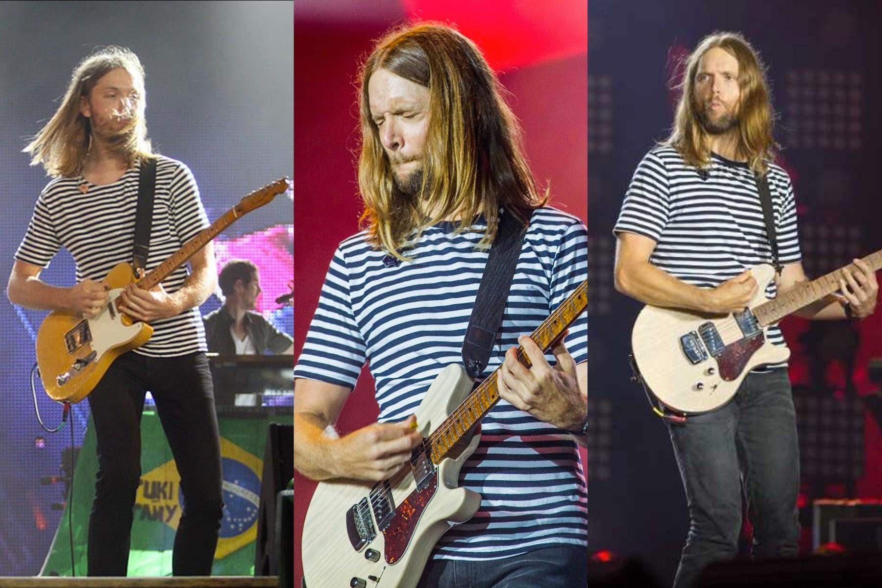 maroon5-guitarrista-rocknrio (Foto: Multishow)