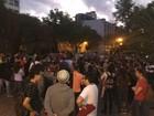 PUCRS tem protestos contra e a favor de Dilma e Lula em Porto Alegre