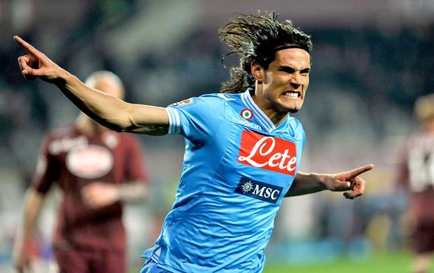 Cavani gol Napoli Torino (Foto: AP)