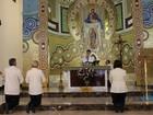 Para celebrar Corpus Christi, padre Reginaldo Manzotti pede agasalhos