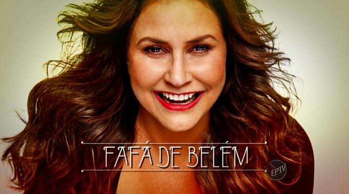 Com 40 anos de carreira, a cantora Fafá de Belém é a primeira entrevistada do ano (Foto: reprodução EPTV)