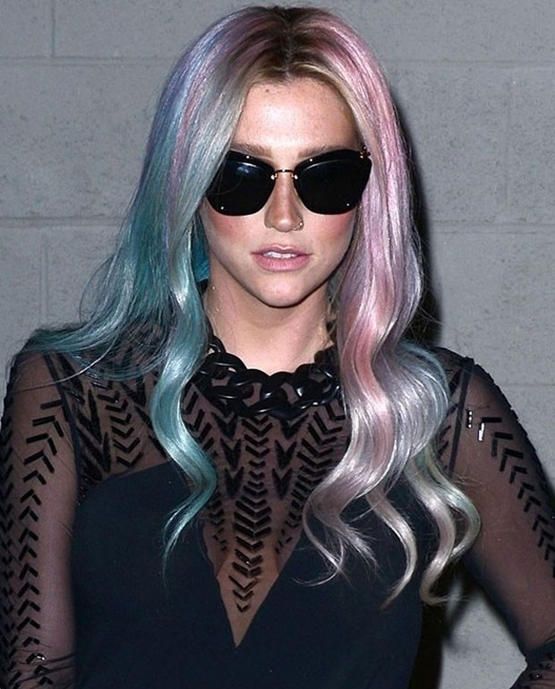 Kesha (Foto: Divulgação)