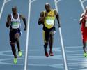 Carl Lewis vê altura de Bolt como um diferencial na luta pelo ouro nos 100m
