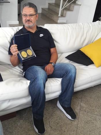 Rogério Micale  (Foto: Rodrigo Cerqueira)