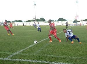 Ariquemes vence o Vilhena e assume a liderança (Foto: Eliete Marques)