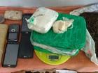 Operação da PM prende trio com 3,2 kg de oxi e maconha no Maracanã