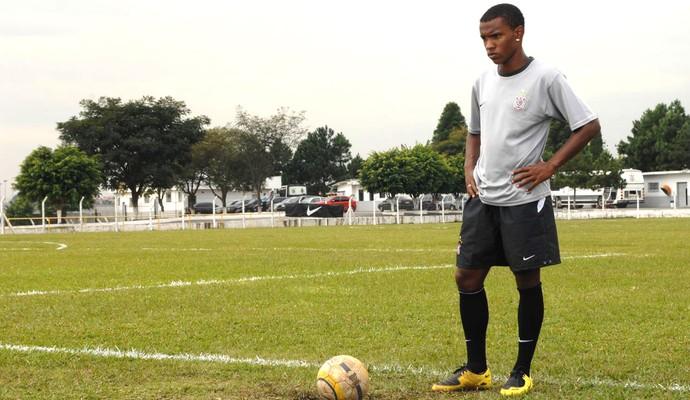 Willian Ct Itaquera Corinthians (Foto: Flickr / Nike Futebol)