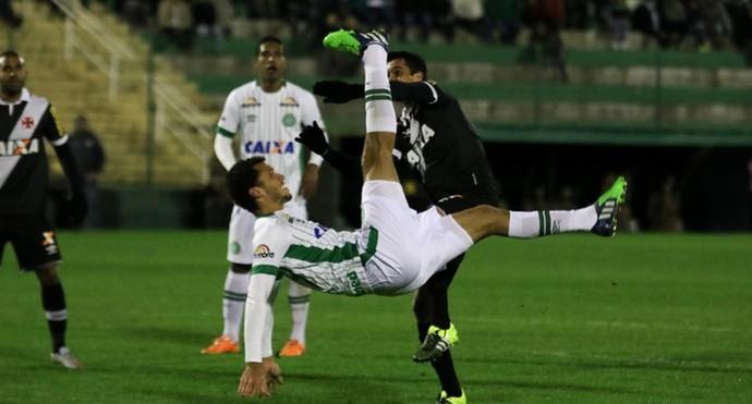 Neto Chapecoense (Foto: Jardel da Costa / Estadão Conteúdo)