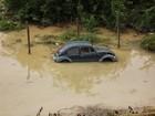 2,5 mil pessoas em 26 cidades foram afetadas pela chuva em SC