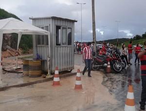 Lama Arena Pernambuco (Foto: Franco Benites)