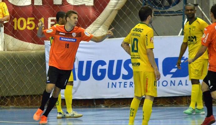 Taça Brasil de Futsal Assoeva Carlos Barbosa (Foto: Ulisses Castro / ACBF)