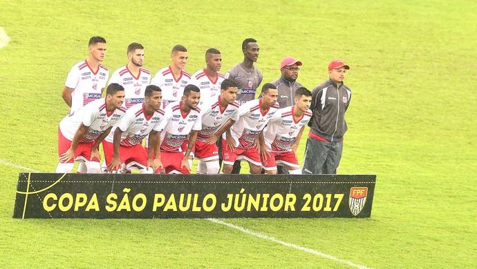 Capivariano x Chapecoense Arena Capivari Copa SP Copa São Paulo (Foto: Marcos Ribolli)
