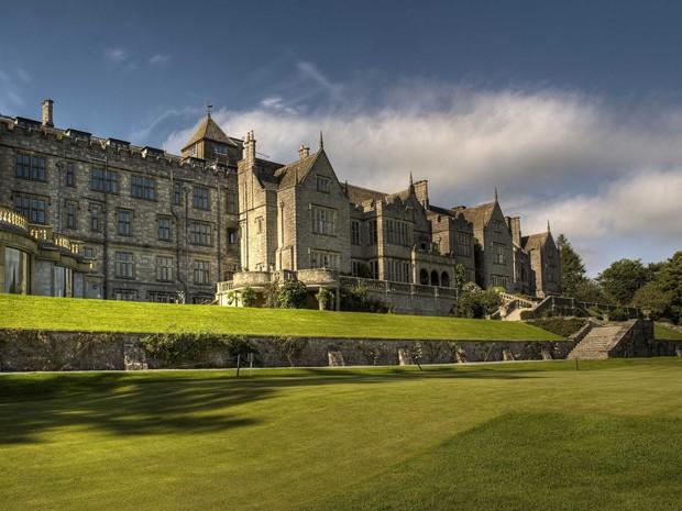 Bovey Castle, na Inglaterra  (Foto: Reprodução/Bovey Castle)
