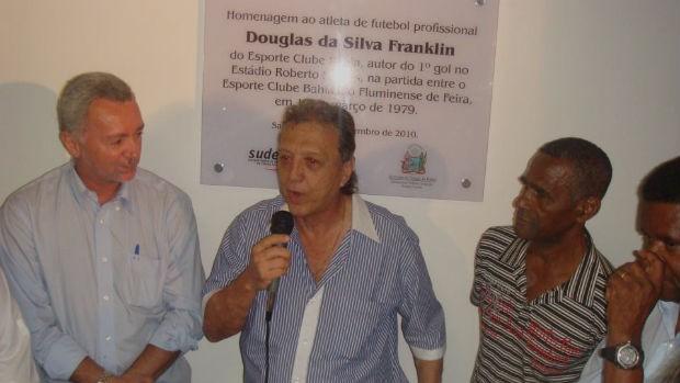 douglas franklin (Foto: Arquivo pessoal/ douglas franklin)