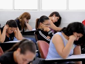 Enem meninas Malhação (Foto: Roosewelt Pinheiro / ABr)