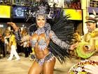 Musa, Gracyanne Barbosa ainda não apareceu na Portela