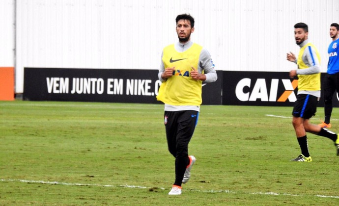 Camacho Corinthians (Foto: Diego Ribeiro)