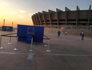 Mineirão, Cruzeiro x Atlético-PR (Foto: Reprodução / Cruzeiro)