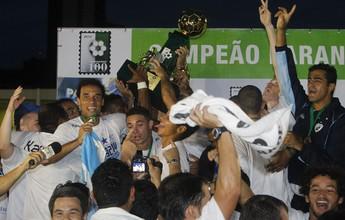 """Com acesso, Londrina dá um salto no ranking da CBF; Atletiba """"estaciona"""""""