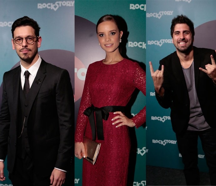João Vicente de Castro, Joana Borges e Gabriel Louchard estão entre os estreantes em novelas (Foto: Felipe Monteiro/Gshow)