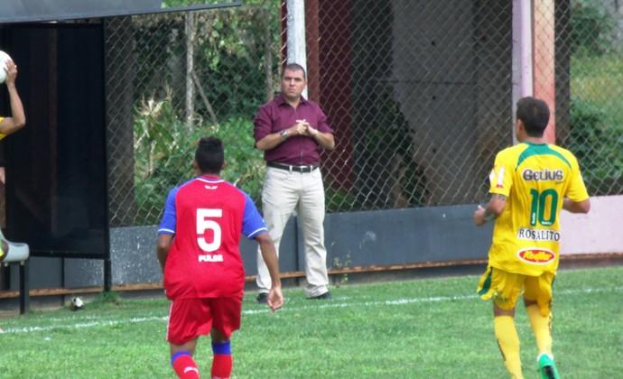 Guaratinguetá x Mirassol (Foto: Vinicius de Paula/ Agência Mirassol)