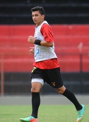 Renan Oliveira sport (Foto: Aldo Carneiro / Pernambuco Press)