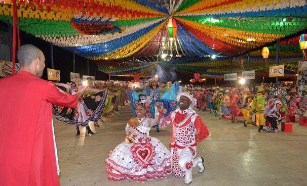 Pioneiros da Roça, campeã do Levanta Poeira em 2012 (Foto: TV Sergipe/ Divulgação)